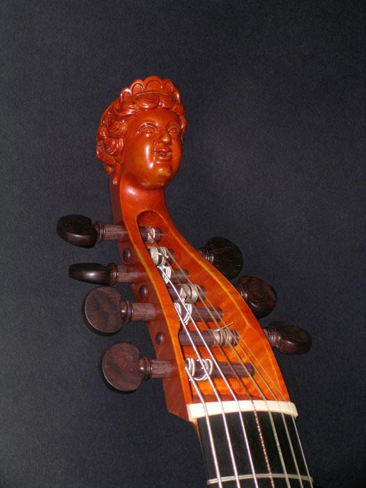 Christian Laborie - Baroque instruments